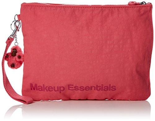 Kipling IAKA L Wristlet, Bolsos para Mujer, Rosa (City Pink Bl), 28x21.5x1 cm