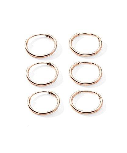 Cartilage Sterling Silver Endless Earrings