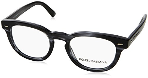 Dolce&Gabbana DG3225 Eyeglass Frames 2924-48 - Striped - Dolce And Shades Gabbana Prices