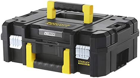 STANLEY FATMAX FMST1-71966 Caja de herramientas PRO-STACK II, Negro: Amazon.es: Bricolaje y herramientas