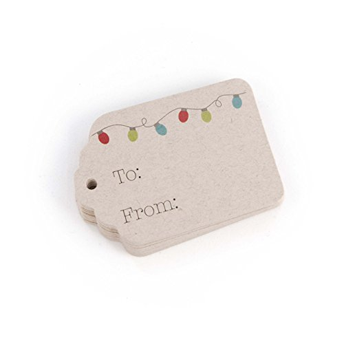 Stationery Gift Tags - 5