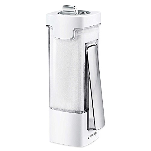 Zevro The Portion Pro Sugar 'n More Dispenser in White