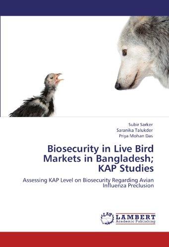 Biosecurity in Live Bird Markets in Bangladesh; KAP Studies: Assessing KAP Level on Biosecurity Regarding Avian Influenza Preclusion