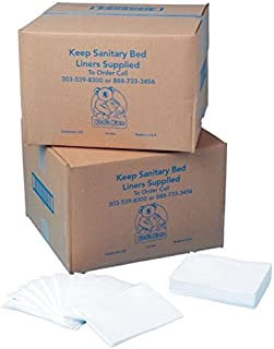 Bobrick KB150-99 Koala Kare Sanitary Bed Liner, For Baby Changing Stations (Case of 500)