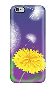 Awesome Design Flower Hard Case Cover For Iphone 6 Plus