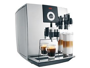 Jura IMPRESSA J9 One Touch, Cromo, 1450 W, 230 MB/s, 285 x 342 x 433 mm, 10750 g - Máquina de café: Amazon.es: Hogar