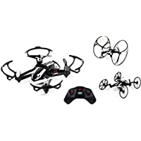 Craig 4 Channel 2.4GHz RF Drone with Gyro, Camera and Wheels