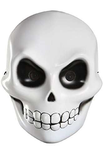 Reaper Skeleton Skull Mask Halloween Costume (Gus Halloween Mask)