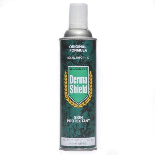 Shield Derma (Derma Shield Skin Barrier Commercial Size 17 Oz)