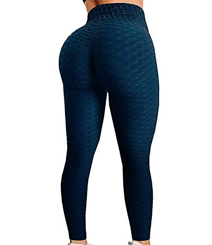 SEASUM Women's High Waist Yoga P...