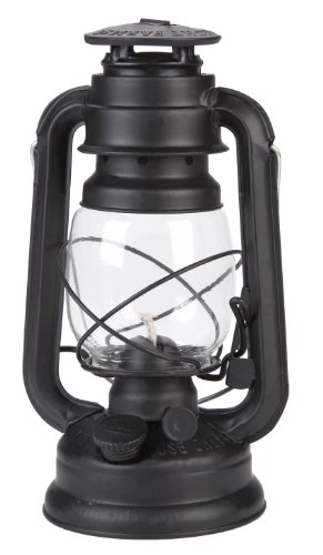 Lamplight Farmer's Lantern, Black Gas Lantern