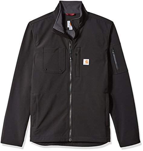 Carhartt Men's Big Rough Cut Jacket, Black, X-Large/Tall by Carhartt