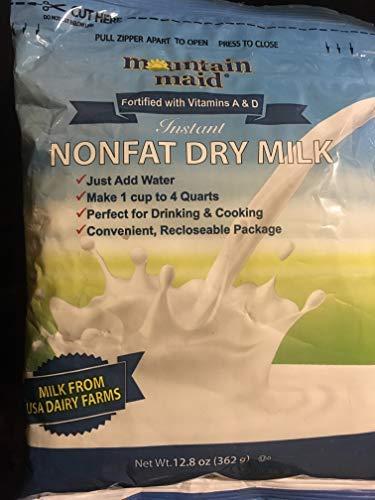 Instant Nonfat Dry Milk