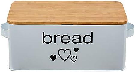 ESPACIO - Esta caja de pan es un atractivo en todas las cocinas. Convence con una tapa de bambú como