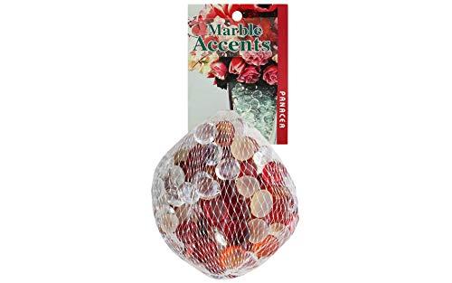 (Panacea Decorative Glass Gems 12oz Cranberry)