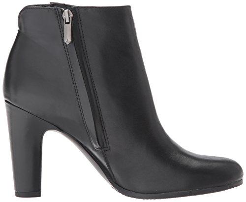 Edelman Ankle Women's Sam Boot Leather Sadee Black pHxwd6