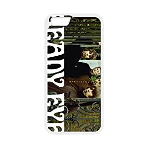 iPhone 6 Plus 5.5 Inch Cell Phone Case Covers White Beady Eye F2943539