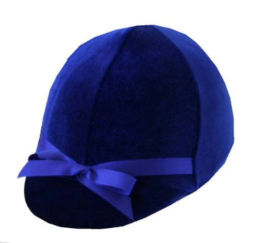 lmet Cover - Royal Blue Velvet ()