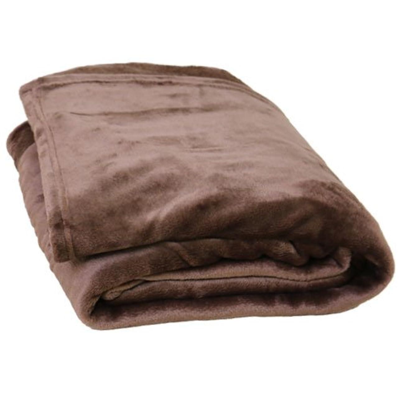 紀元前先例信じるmofua プレミアムマイクロファイバー毛布 (中空仕様 保温?ボリュームタイプ)