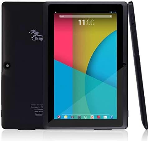Dragon Touch Y88X 7-Inch 8 GB Tablet (Black)