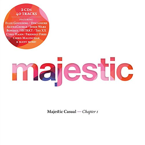 Majestic Casual: Chapter 1