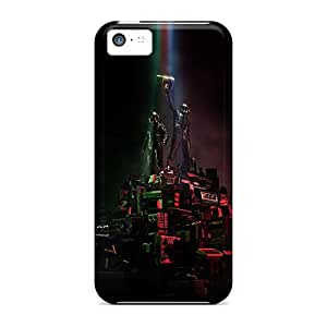 Iphone 5c QhW1481HdDb Support Personal Customs HD Daft Punk Image Excellent Hard Phone Case -AnnaDubois
