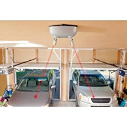 Maxsa Dual Laser Parking For TWO Cars