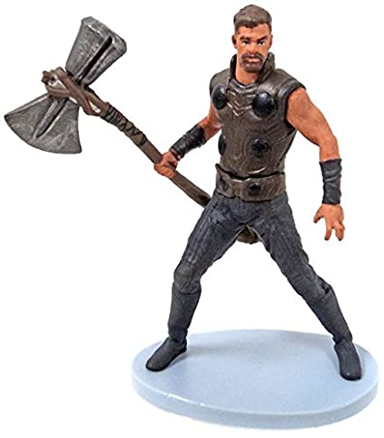 Loose Disney Marvel Avengers Infinity War Black Widow PVC Figure