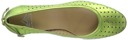 DiavolezzaSARA - Scarpe con Tacco Donna verde
