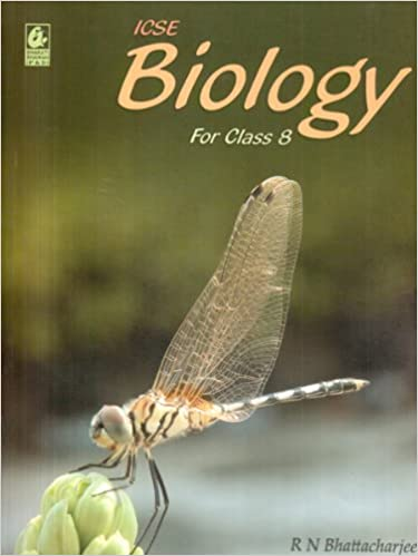 8 for biology class icse book