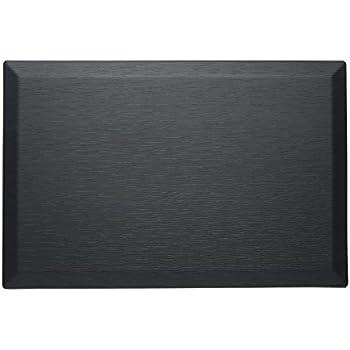 """Imprint CumulusPRO Couture Anti-Fatigue Comfort Mat, Black Jasper, 24"""" x 36"""""""