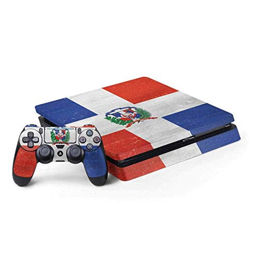 Countries of the World PS4 Slim Bundle Skin - Dominican Republic Flag (Dominican Republic Bundle)