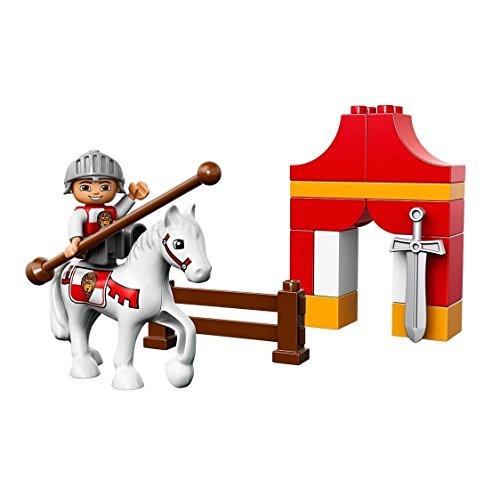 Lego Duplo Knight Tournament 10568 (Lego Duplo Knights)