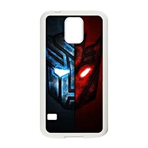 Transformers Samsung Galaxy S5 Cell Phone Case White Yysz