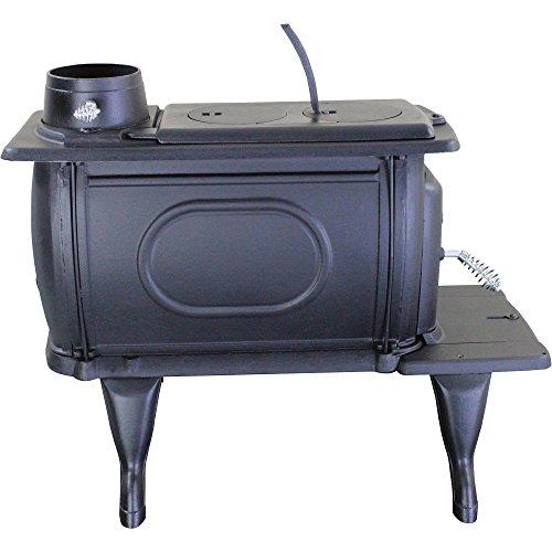 Amazon.com: Vogelzang 54,000 BTU Cast Iron Boxwood Stove, Model - Box Wood Stove WB Designs