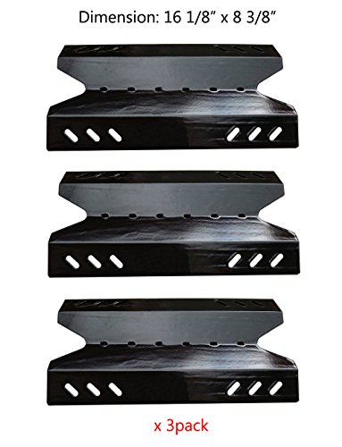 pp6431-3-pack-porcelain-steel-heat-plate-replacement-for-select-gas-grill-models-by-kenmore-sams-clu