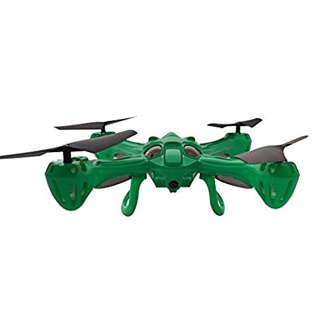 Hover-Way Alpha PRO with HD 720P CAMERA + LIVE VIEW via Controller - Green (Thermal Cameras For Sale)