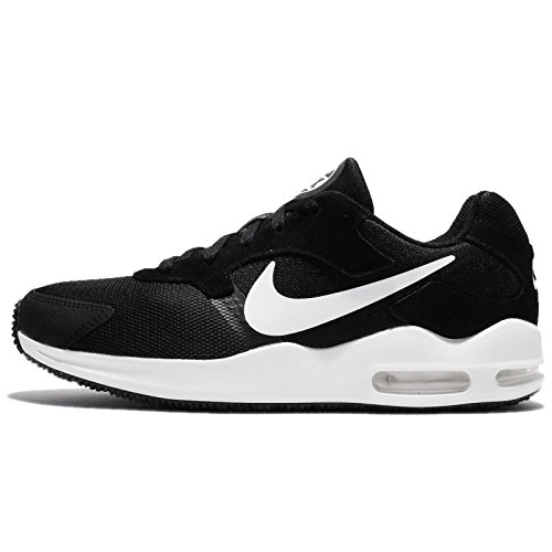 Nike Mens Air Max Guile Running Shoe, Black/White 8.5