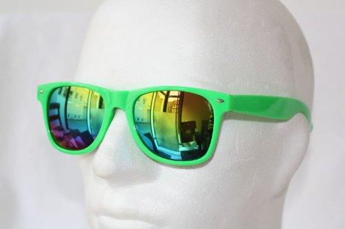 Blues Brothers occhiali Rocker Emeco 2133,6 cm anni Party molti colori VPG1002