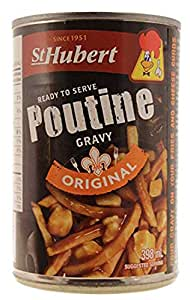 Wholesaler poutine sauce mixe - For resale and restaurants |Canned Poutine Sauce