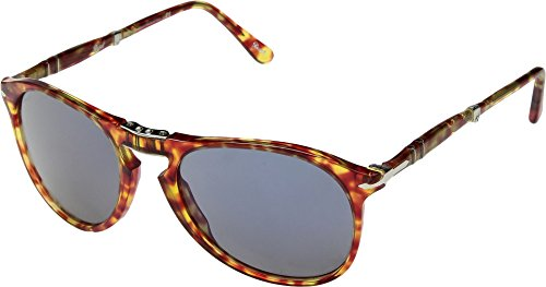 Mens Tortoise 0po9714s Blue Persol Red light E4dEfR