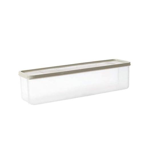 Ausomely Almacenamiento Nevera y congelador Caja de fideo Caja ...