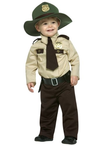 Future Trooper Costume - Infant Large