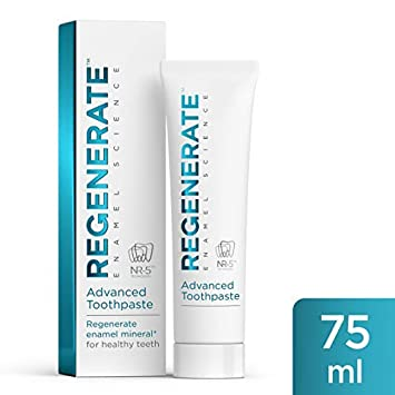 REGENERATE™ Advanced Toothpaste – remineralize tooth enamel for strong,  healthy teeth 75ml