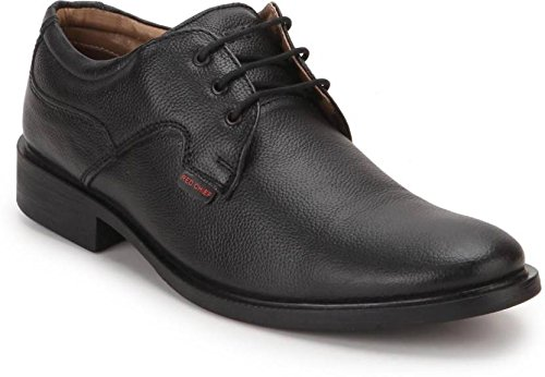 Leather Formal Shoes Black at Amazon