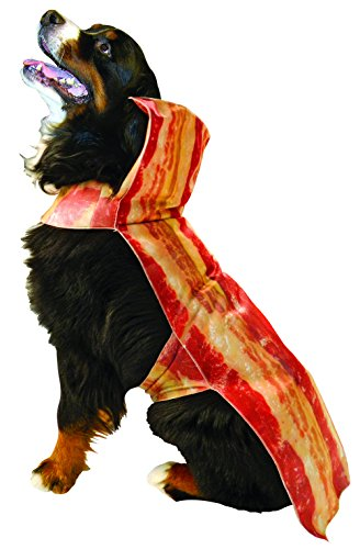 Rasta Imposta Bacon Dog Costume, -