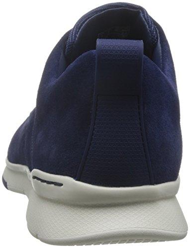 ClarksTynamo Walk - Zapatillas Hombre Azul (Blue Suede)