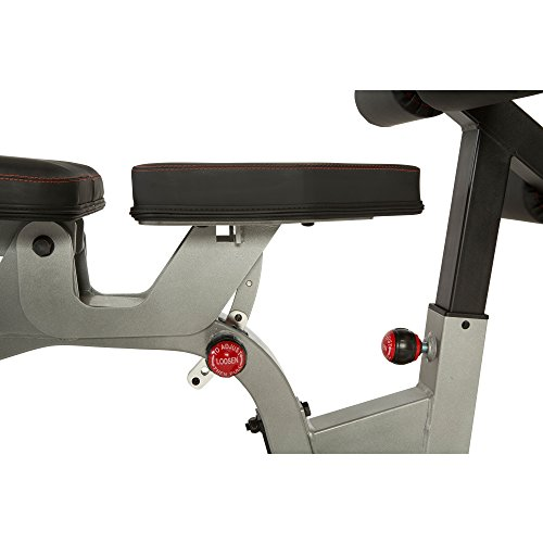 Fitness Reality X Class 1500 lb Light Commercial Utility Weight Bench