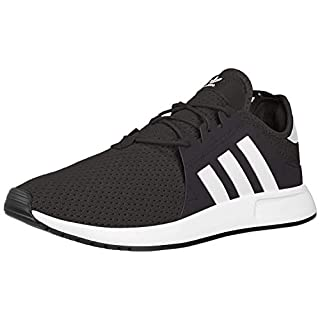 adidas Originals Men's X_PLR Sneaker, Black/White/Black, 9 M US
