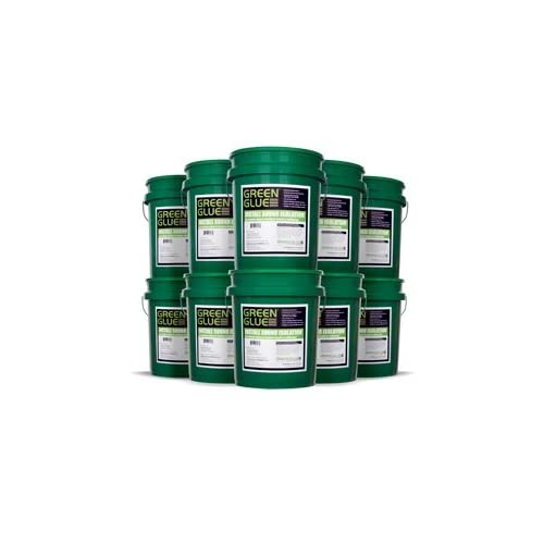 Image of Green Glue Noiseproofing Compound - 5 Gallon Bucket Home Improvements